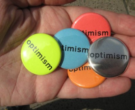Project Optimism by Reed Seifer