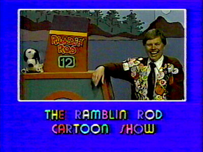 Ramblin' Rod, the Button King of cable access TV