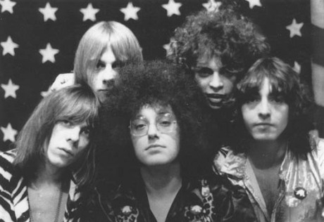 Motor City Darlings, the MC5