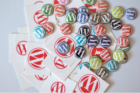 WordPress Shwag! Photo by Nikolay Bachiyski Flickr
