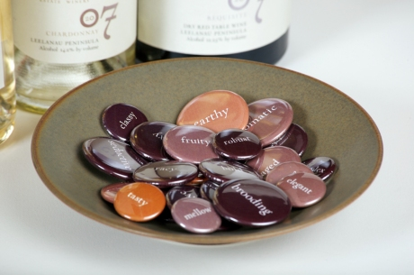 Circa Estate Winery Buttons by TANDEM>> design