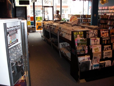 Reckless Records in Wicker Park
