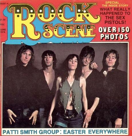 rockscenepattismithgroup